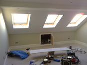 Completed loft conversion Ipswich